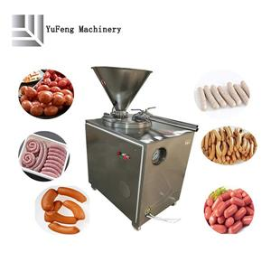 Fully Automatic Industrial Sausage Production Line