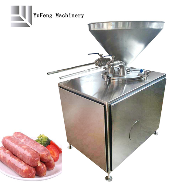 Automatic sausage making production line
