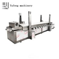 Potato Chips Production Line Equipments Configure Plan