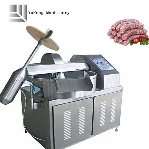 Fully Automatic Bowl Cutter
