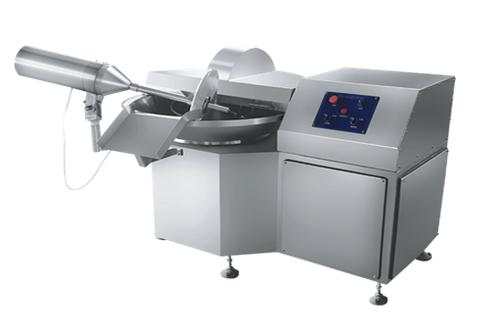 Automatic bowl cutting machine