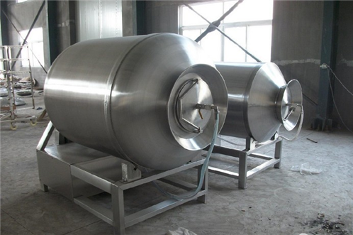 Vacuum tumbler selection standard and use effect requirements
