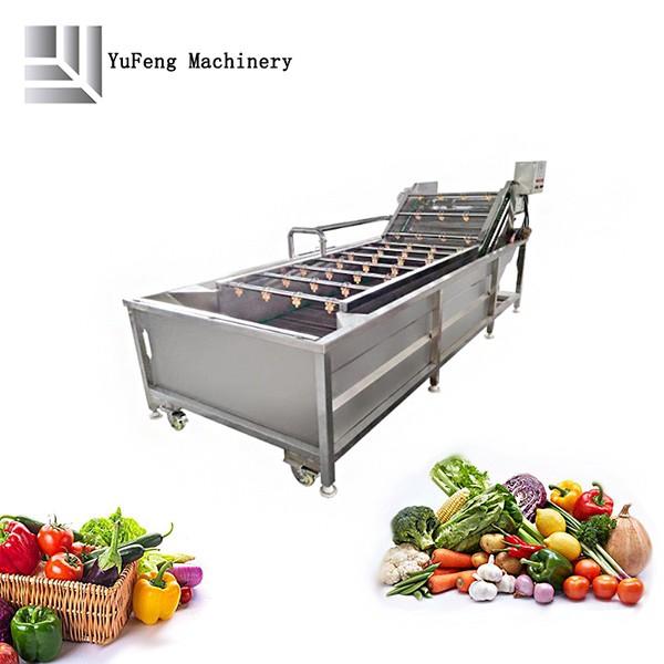 automatic vegetable washing machine