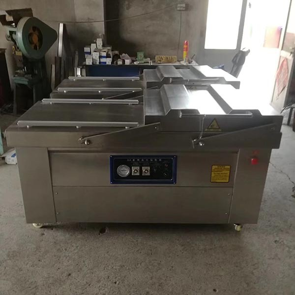 Packaging machine delivery