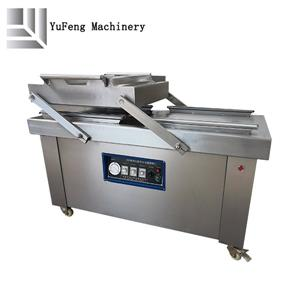 dual chamber vacuum packaging machine