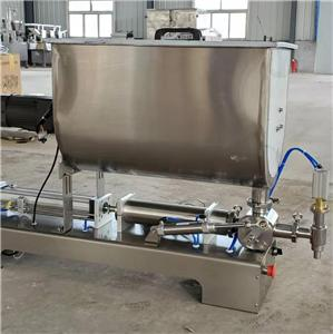semi-automatic-filling-machine Shipment completed