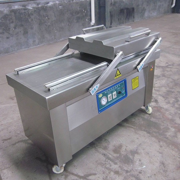 Double Chamber Vacuum Packaging Machines, Model No.: MPS-DZ-410