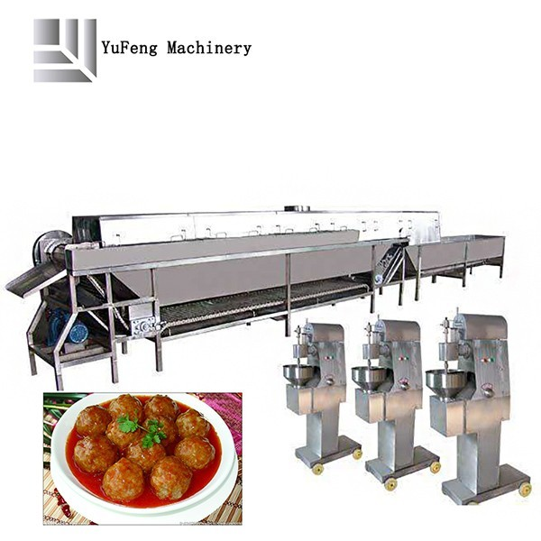 How to use meatball making machine