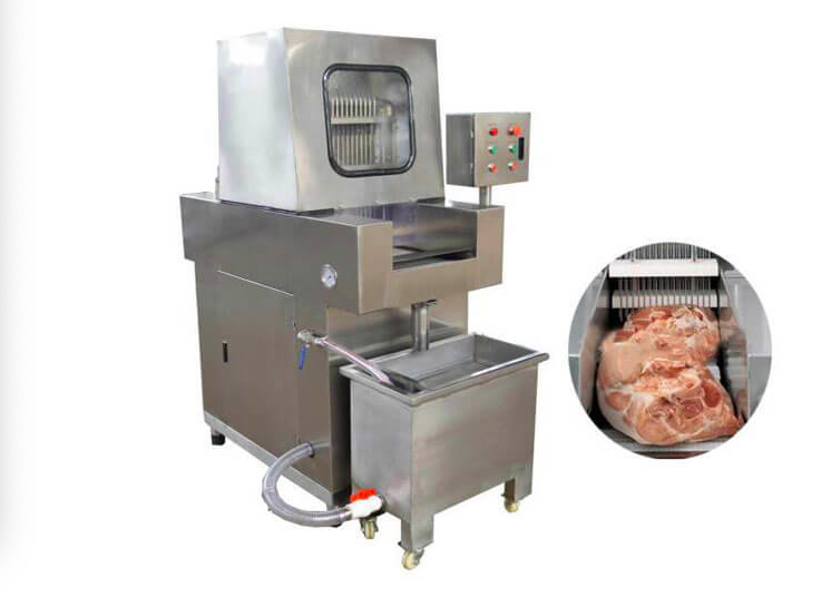 Introduction of Automatic Meat Brine Injecting Machine
