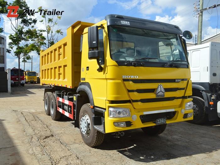 Used 30ton Howo Tipper Dump Truck