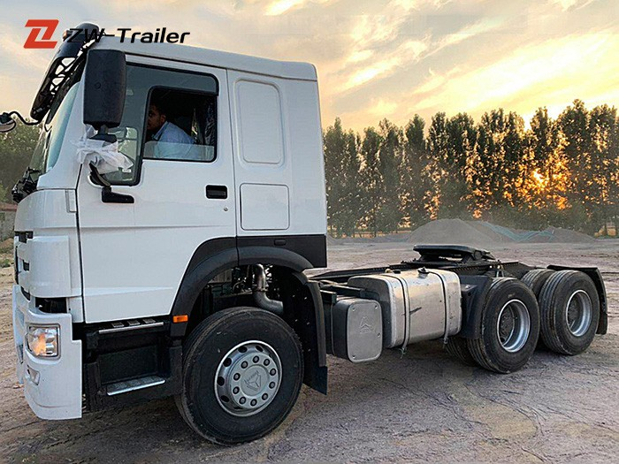 Used howo 6×4 tractor truck