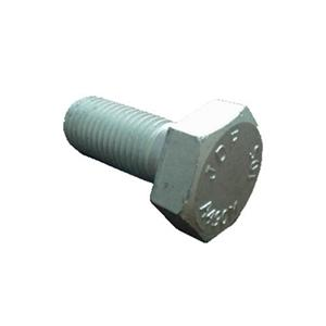 ASTM A490M Heavy Hex Structural Bolts HDG Factory