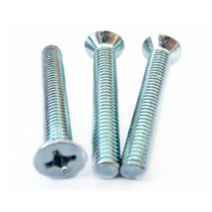 DIN965 Machine Screws Zinc Plated Factory
