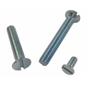 ISO2009 Machine Screws Zinc Plated Factory