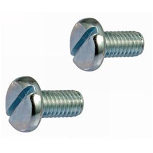 ISO1580 Machine Screws Zinc Plated