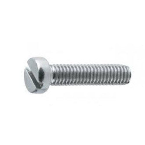 ISO1207 Machine Screws Zinc Plated Factory