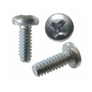 ISO7045 Machine Screws Zinc Plated Factory