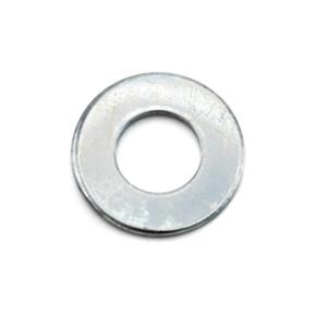 SAE Low Carbon Steel Flat Washers Plain Zinc