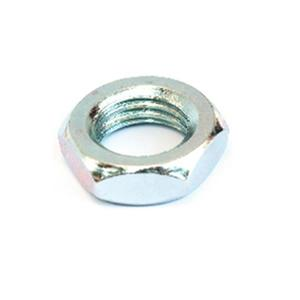 DIN936 Hex Thin Nuts Plain Zinc Plated Supplier