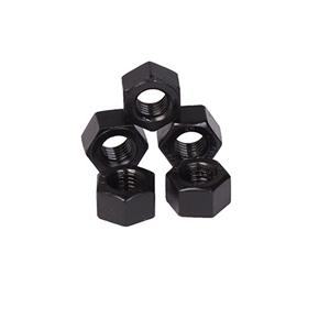 ASTM A194 Grade 2H Black HDG Manufacture