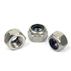 DIN982 Hex Nuts Class Stainless Steel A2 A4