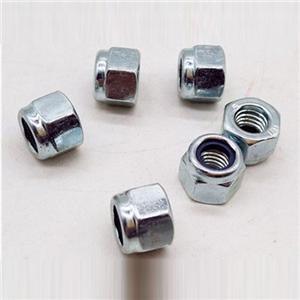 DIN982 Hex Nuts Class 4.8 Zinc Plated Factory