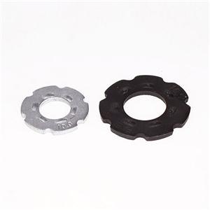 ASTM F959 ความตึงเครียดโดยตรง ตัวบ่งชี้ที่แหวนสีดำ