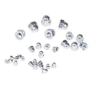 DIN1587 Hex Domed Cap Nuts Zinc Plated Promotion