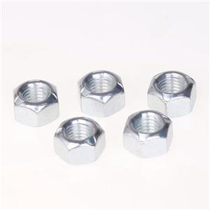DIN929 Hexagon Weld Nuts Plain Zinc Factory