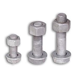 Purlin Bolts Nuts Assemblies Grade 4.6 8.8 Metric