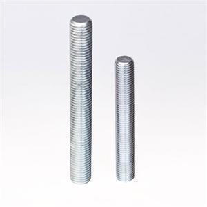 Threaded Rods Grade 2 Low Carbon Steel Zinc