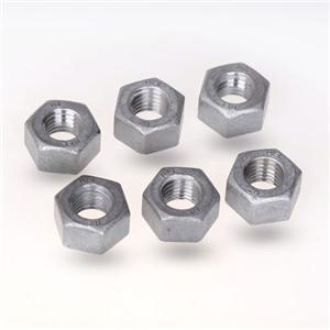 DIN985 Hex Thin Nuts Stainless Steel A2 A4