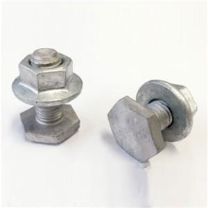 Fascia Bolts And Nuts Grade 4.6 HDG Supplier