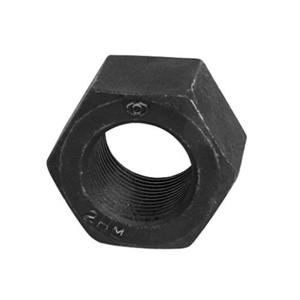 Heavy Hex Nuts 2HM Black HDG Manufacture