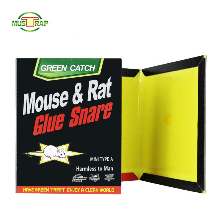 Colorless Mouse Glue Iron Hose Tube