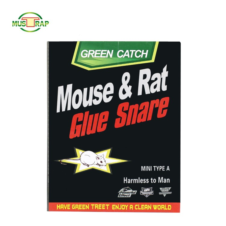 rat glue paper trap Price, Sales rodent rat glue trap, High quality semi liquid rat glue trap