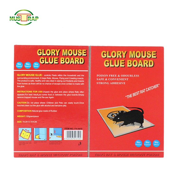 Non-toxic Rodent Professional Sticky Mouse Glue Trap