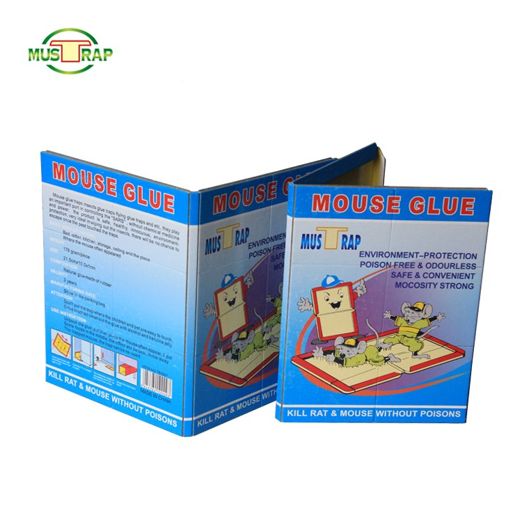 Buy adhesive roach traps, mouse house trap Factory, mouse glue trap Company