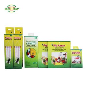 Non Toxic Disposable Sticky Glue With Scent Fly Trap