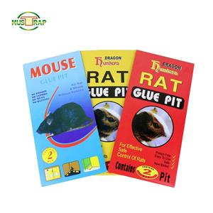 High Sticky Easy To Place Mouse Paper Catch