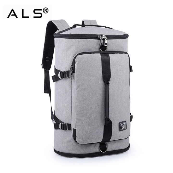 Anti Theft Gym Travel Handle Backpack Bag