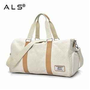 Multifunction Canvas Duffle Bag