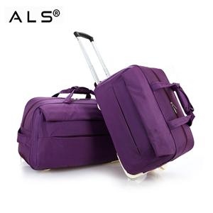 Wheeled Rolling Trolley Bags