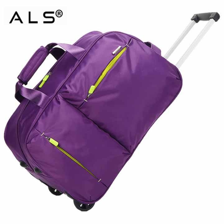 Multifunctional Travel Trolley Bag