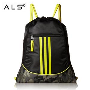 Nylon Drawing String Backpack