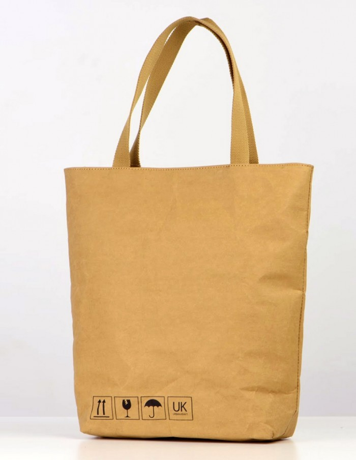 Recyclable Paper Tote Bag