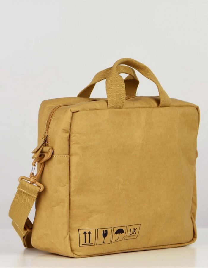 Zipper Kraft Paper Bag