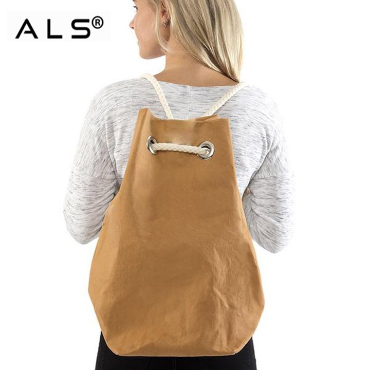 Washable Recyclable Paper Bag