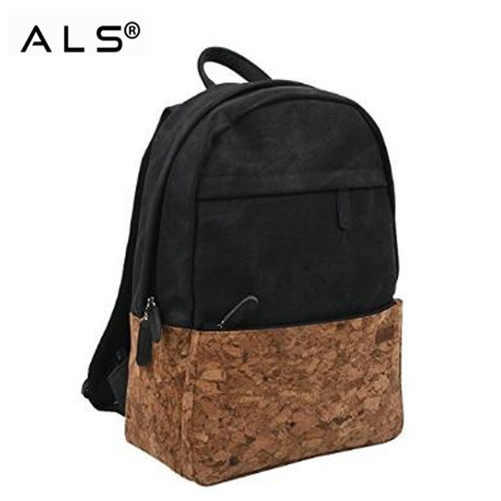 Multifunction Cork Backpack