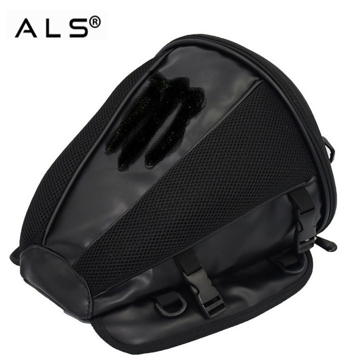 Reflective Motorcycle Tail Bag